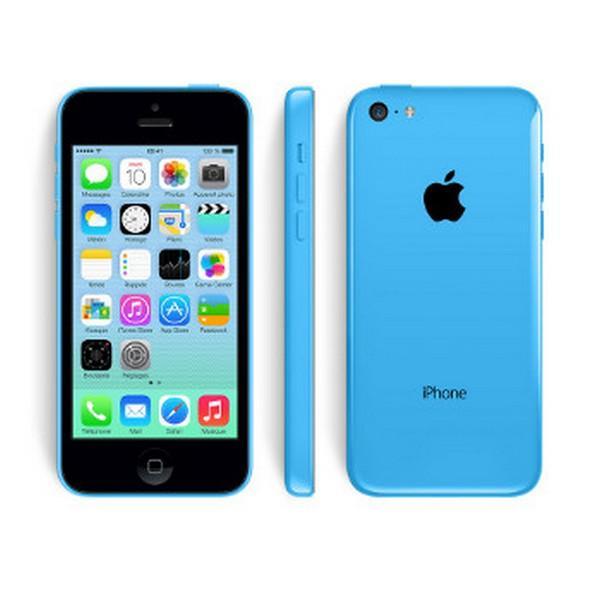 Image of iPhone 5C 16Gb Azzurro ricondizionato