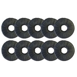 10 almohadillas símil cuero para OD HC 35 USB y Freemate DH037
