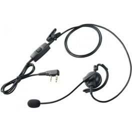 Microauricolare KHS-35F per Kenwood 2 pin