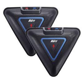 Coppia di microfoni aggiuntivi per Aver VC520 Pro