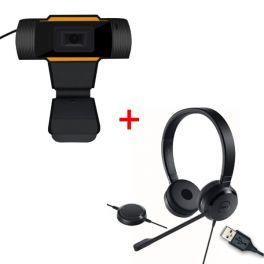 Dell Pro UC150 USB con Webcam USB per PC