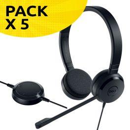 Pack da 5 Dell Pro UC 150