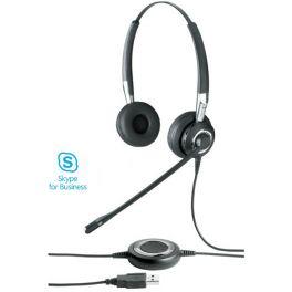 Jabra BIZ 2400 II Duo USB e Bluetooth - Lync