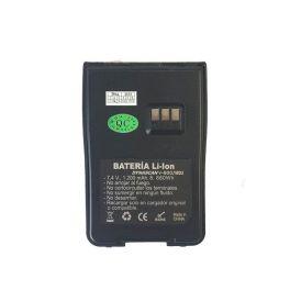 Batteria di ricambio per Dynascan R-77 e DA350