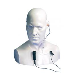 Kit di auricolari mani libere Vox PTT per HT446