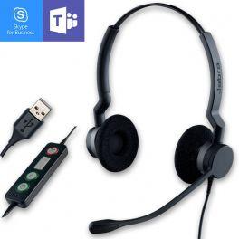 Jabra BIZ 2300 USB Microsoft Lync Duo