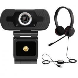 Jabra EVOLVE 20 MS Stereo con webcam
