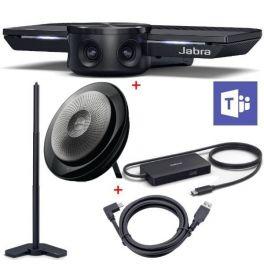 Jabra PanaCast Pack 710M con supporto da tavolo