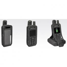 Custodia di pelle Motorola per SL4000