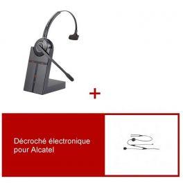 Pack cuffie Cleyver HW20 per Alcatel