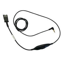 Cavo QD Jack 3.5mm per Alcatel IP Touch