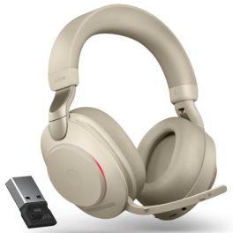 Jabra Evolve2 85 UC Stereo USB-A - Beige