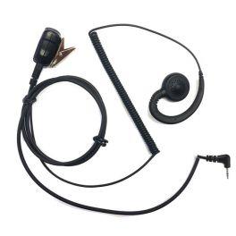 Kit auricolare igienico conessione Motorola 1 pin