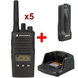 Pack 5x Motorola XT460