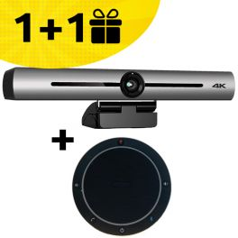 Sistema video Cleyver con altoparlante Cleyver in regalo