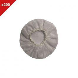 Onedirect - Cuscinetti monouso bianchi: 200 unità