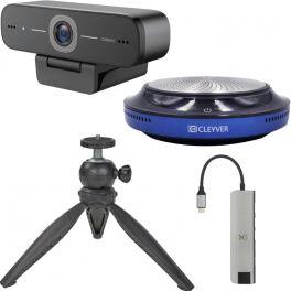 Cleyver Flextool pack da videoconferenza Bluetooth office