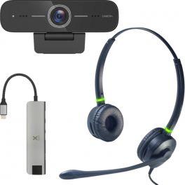 Cleyver Pack Flextool Telelavoro (USB)