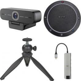 Cleyver Flextool pack da videoconferenza Bluetooth home