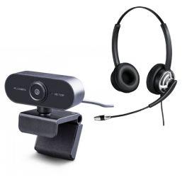 Cleyver HC65F + Midland W199 Webcam