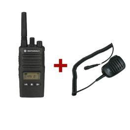Motorola XT460 + Microfono HP JD500MX