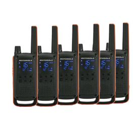 Pack sexteto Motorola TLKR T82