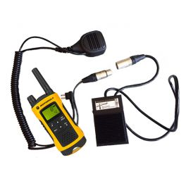 Pedale PTT per  Motorola TLKR