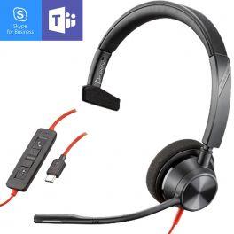Plantronics Blackwire 3310 USB-C MS