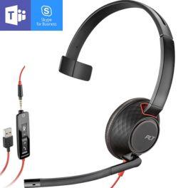 Cuffia filare Plantronics Blackwire 5210 USB