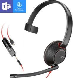 Cuffia filare Plantronics Blackwire 5210 USB-C