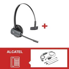 Pack Plantronics CS 540 per telefoni Alcatel Serie 8 e 9