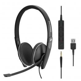 Sennheiser SC165 - USB e Jack 3.5