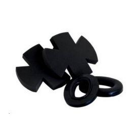 Cuscinetti in silicone per 3M Peltor HY-X1