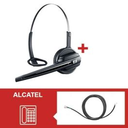 Sennheiser D10 Phone + Sollevatore elettronico per Alcatel