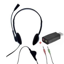 T'nB First Auricular Doble Jack con Adattatore USB