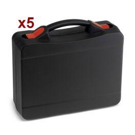 Pack 5x Valigetta professionale per walkies-talkies