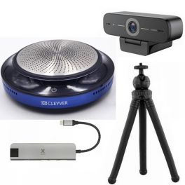 Pack per videoconferenze Cleyver CC90