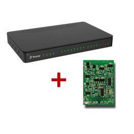 Yeastar S412 VoIP PBX + Modulo S2