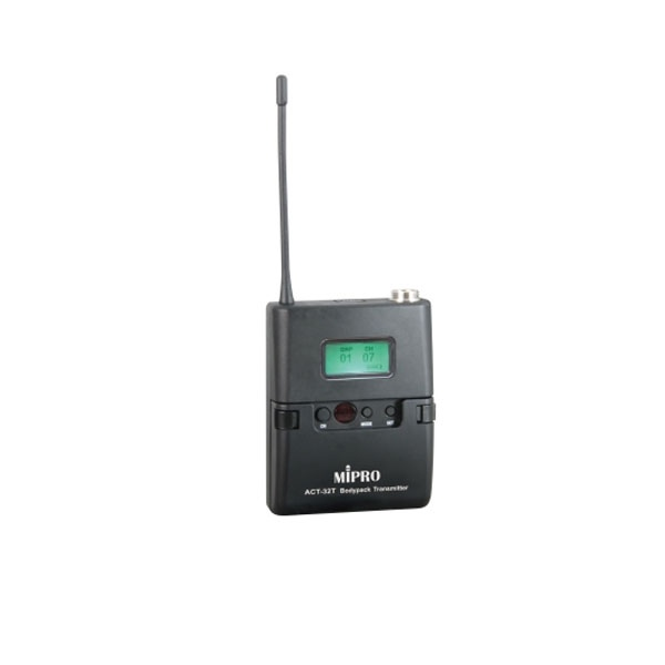 Trasmettitore tascabile ACT-32T per MiPro