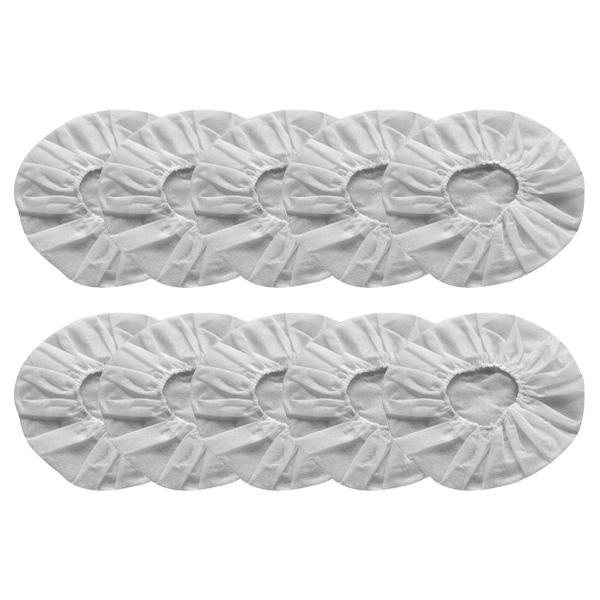 Copriauricolari monouso bianchi (20 unità)
