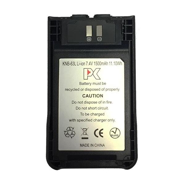 Batteria per Kenwood Protalk TK-3501