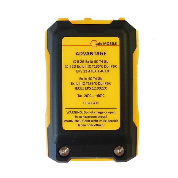 Batería 1000 mAh para iSafe