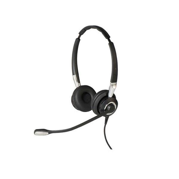 Cuffia filare Jabra BIZ 2400 II Duo Ultra cancellazione del rumore