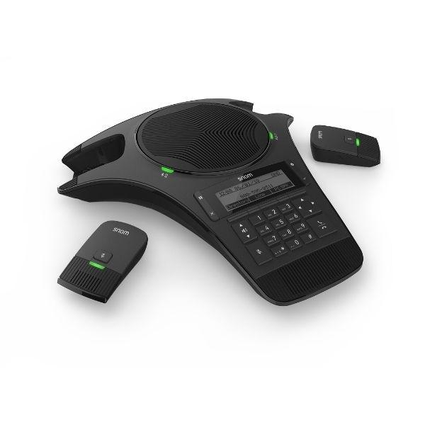 Sistema per Audioconferencia IP SNOM C520-WiMi