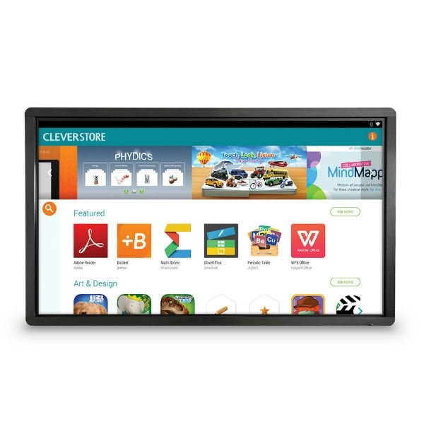 """Clevertouch Plus High Precision 65"""""""