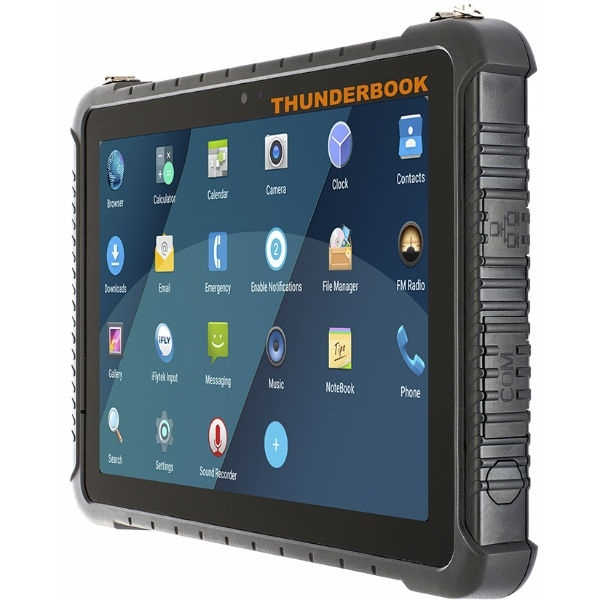Tablet Thunderbook C1020A - laterale