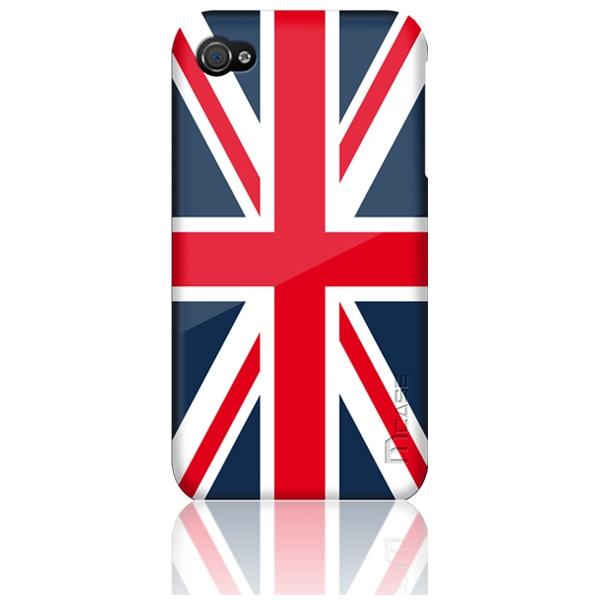 Custodia iPhone 4/4S bandiera UK