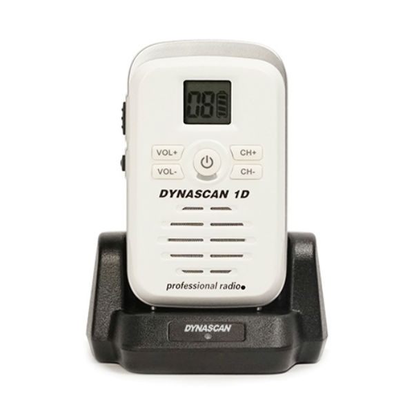Ricetrasmittente Dynascan 1D - Bianco