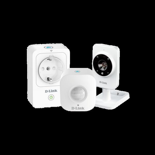 Smart Home HD Starter Kit DCH-100KT