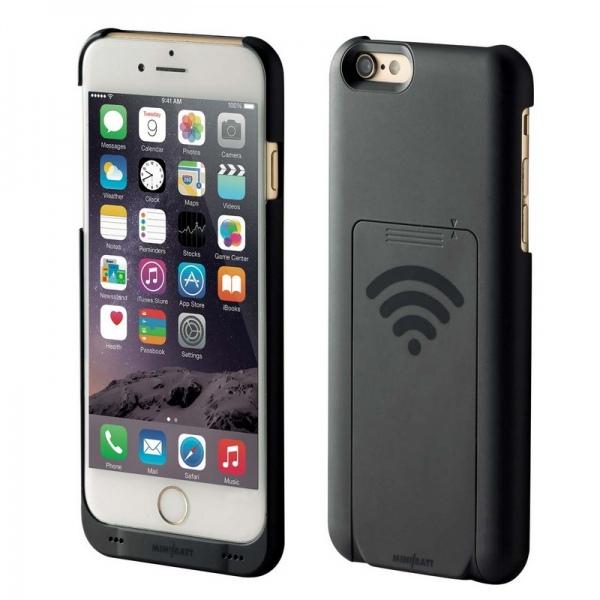 Cover per ricarica wireless miniBatt iPhone 6